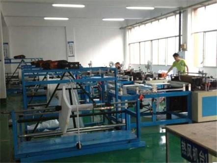 珍珠棉板生产过程